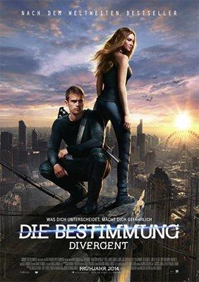 """2. Chance - Fast kostenlos ins Kino zu """"Die Bestimmung - Divergent"""" - Jeder 3. Anruf"""