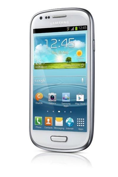 [amazon.uk WHD] Samsung Galaxy S3 Mini I8190 Marble White 8GB (Gebraucht Sehr Gut) inkl.Vsk für 129 €