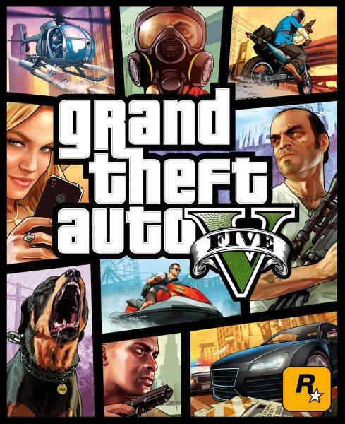 Gta 5 / Grand Theft Auto V für XBox und PS3 inklusive Versandkosten für 32,89€ bzw. 37,97€ [Amazon]