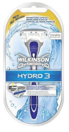 [Lokal 88250 Weingarten] Wilkinson Sword Hydro 3 Rasierer mit insg. 2 Klingen für 1,99€ im Kaufland