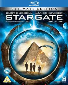 [Play.com] Stargate - Ultimate Edition Blu-ray für 5,22 €  (Zoverstock)