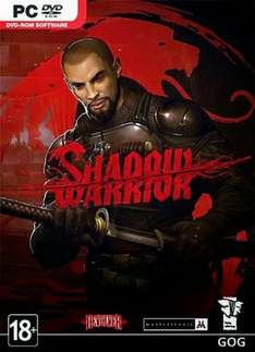 Shadow Warrior (2013) rund 7,20€ (9,99$) DRM FREE GOG