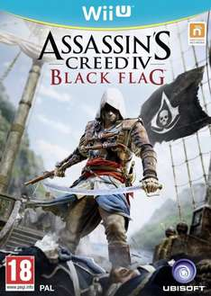 Nintendo Wii U - Assassins Creed IV: Black Flag für €20,77 [@SimplyGames.com]