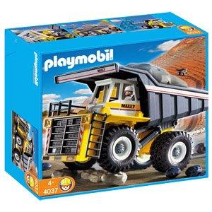 Playmobil 4037, Mega-Muldenkipper bei real,- für 24,95€ (on-&offline)