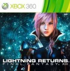 Lightning Returns: FF13 (Xbox 360) @ zavvi