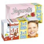 [Bundesweit] Real,-  Kinder Schokolade 400g 2,39€ ; Schoko Bons 360g 2,59€ ; Maxi King 3+1 0,99€