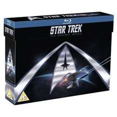 [zavvi.com]Star Trek: The Original Series - Complete Box Set Blu-ray