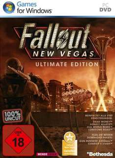 [STEAM] Fallout New Vegas - Ultimate Edition @Mcgame.com