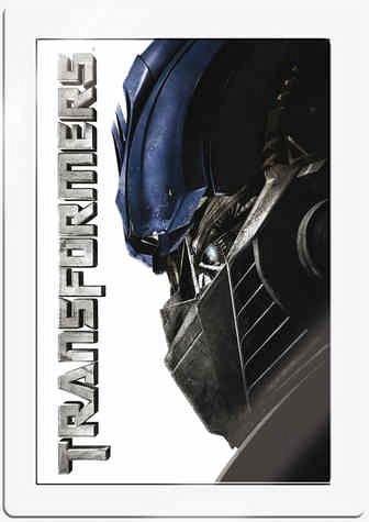 Transformers Steelbook (DVD) für 1 € @ Mediamarkt