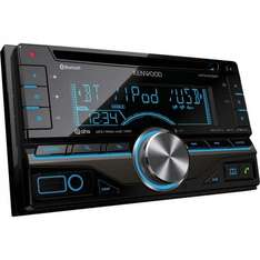 Doppel Din Bluetooth Autoradio Kenwood DPX405BT