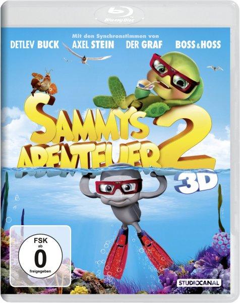 (Amazon.de) Sammys Abenteuer 2 [3D Blu-ray]