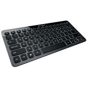 Logitech K810 Illuminated Bluetooth Tastatur für 68,99€ @nbb.de