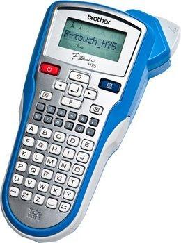 [handyzubehoer.de] Brother P-touch H75S - Beschriftungsgerät +Batterie+Schriftband inkl. Vsk für 15,94 €