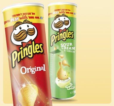 Pringles 1,29 € @ PENNY (40% Ersparnis)