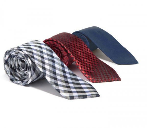 3 Krawatten aus 100% seide für 9,90 statt 59,70