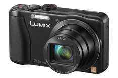 [amazon.uk] Panasonic DMC-TZ35 E-K - Digitalkamera, 16 MP, 20x Zoom, Full-HD inkl. Vsk für ca. 160 €