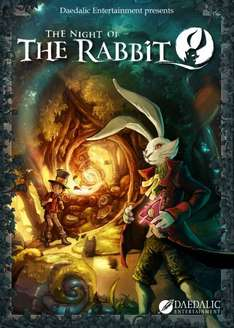 [Steam] The Night of the Rabbit @ Amazon.com
