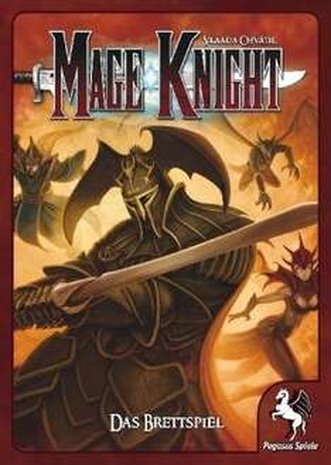 [Thalia.de] Mage Knight - Das Brettspiel