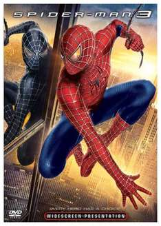 Spider Man 1 für 2.99€, Spider Man 2 für 2.88€ und Spider Man 3 für 2.58€ (alle Special Edition) [je 2 DVDs] @ play.com