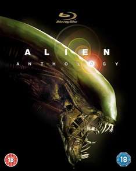 Alien Anthology [6x Blu-ray] für 15,52 € inkl. Versand