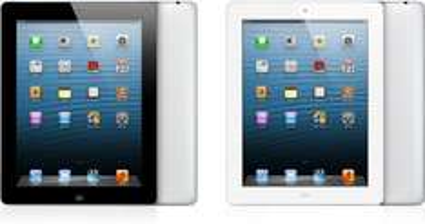 iPad 4 16GB Wi-Fi ersetzt iPad 2 im Apple (Online) Store