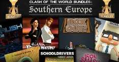 [Steam&Desura&Android&Music] Groupees - Clash of the World: Southern Europe