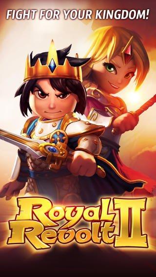 (iOS/iPhone) [+] Royal Revolt 2/300 Juwelen
