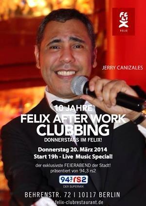 Felix Club (Berlin) Eintritt + Prosecco Kostenlos