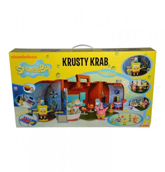 SpongeBob Krusty Krab Spielset für 19,99€ @Galeria Kaufhof