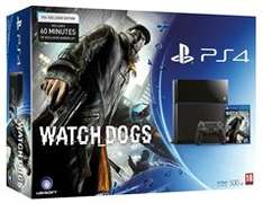 PS4 500GB Konsole inkl. Watch_Dogs für 441,34 EUR inkl. Versand bei Amazon.fr