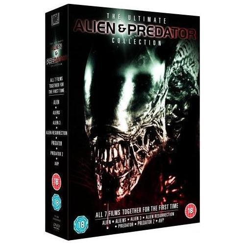 The Ultimate Alien And Predator Collectors Edition für 8.99