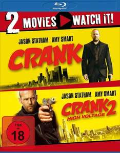 Crank & Crank 2: High Voltage (Blu-ray) für 13€ @Media Dealer