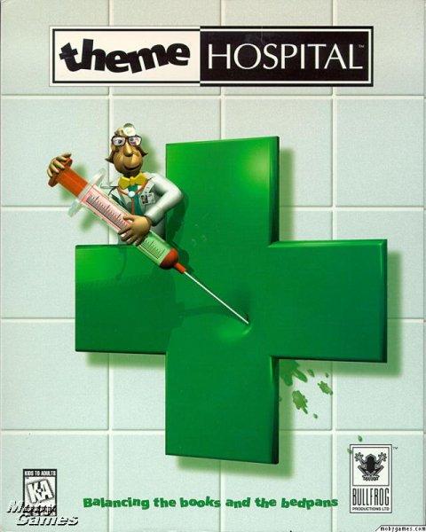 Theme Hospital für 1,72€ @gog.com