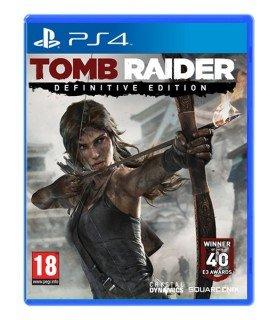 Tomb Raider Definitive Edition (PS4) für 38,59 € inkl. Versand
