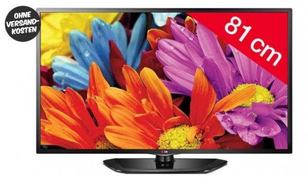 """LG 32LN540B für 222€ - 32"""" LED TV mit DVB-T"""