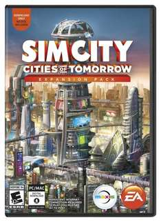 [amazon.com] SimCity Cities of Tomorrow Origin Key