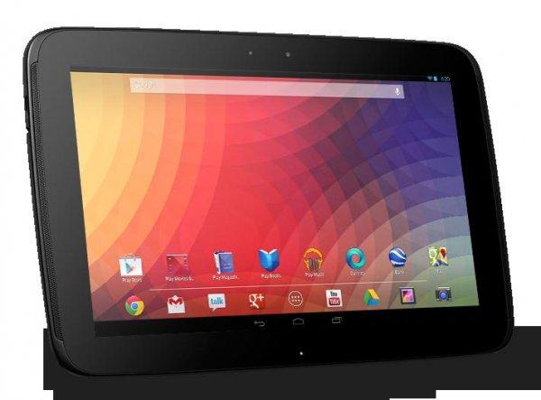 Google Nexus 10 16GB bei getgoods.de