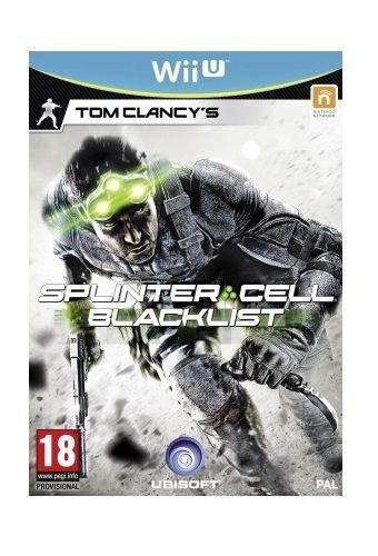 Tom Clancy's Splinter Cell Blacklist (Wii U) für 14,78 € inkl. Versand & deutscher Sprache @ ebay/TheGameCollection.net (UK)