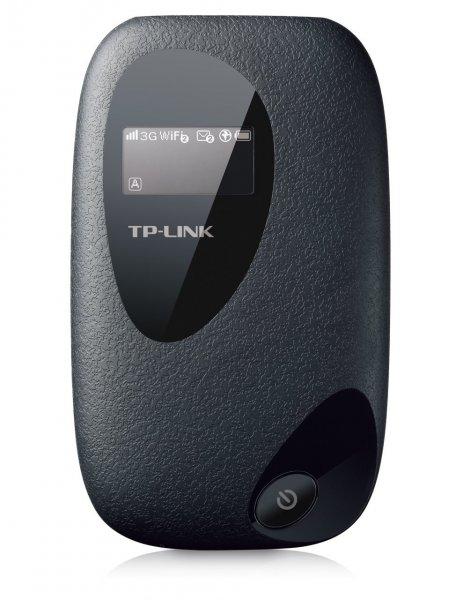 """TP-Link™ - Mobiler MIFI WLAN-Router """"M5350"""" (802.11b/g/n,HSPA+,2000mAh Akku) für €34,90 [@Amazon.de]"""