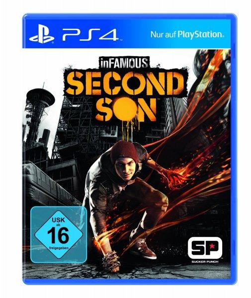 Infamous Second Son Playstation 4 @neckermann.de