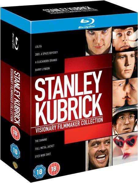 Stanley Kubrick Collection für 18,32€ inkl. Versand @ zavvi.es
