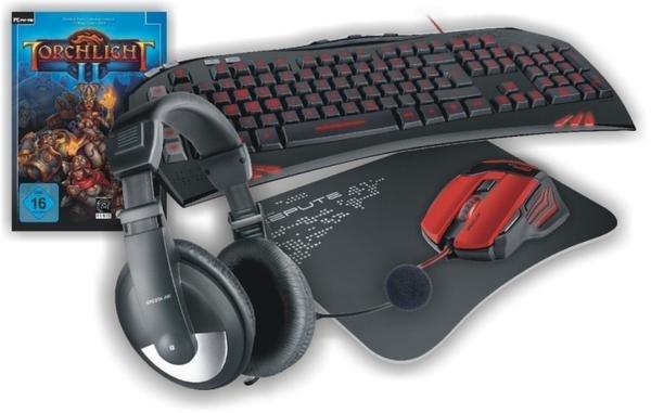 Speedlink Gaming Starter Pack mit Torchlight 2 für 79,99 inkl. VSK