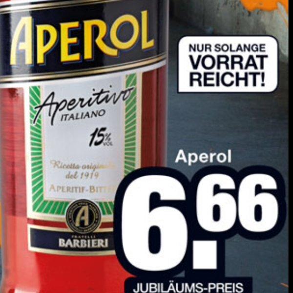Lokal Friedberg (Bay)  / Parsdorf - Aperol 6,66€