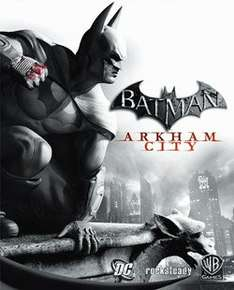 Batman Arkham City Nintendo Wii U  (UK Import)