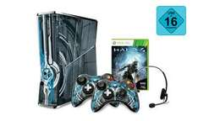 Xbox 360 Limited Edition Halo 4 Bundle für 179,97 €