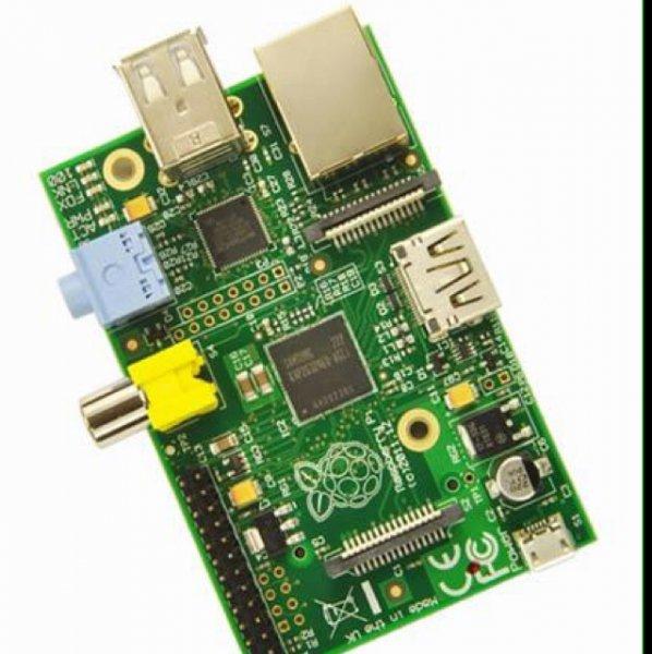 Raspberry Pi B rev 2.0 für 30,99€ inkl Versand