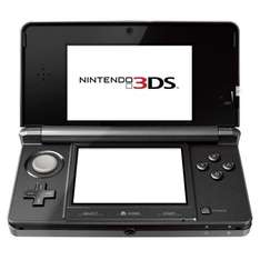 Nintendo 3DS Cosmic Black ab 107€ @ Amazon UK WHD