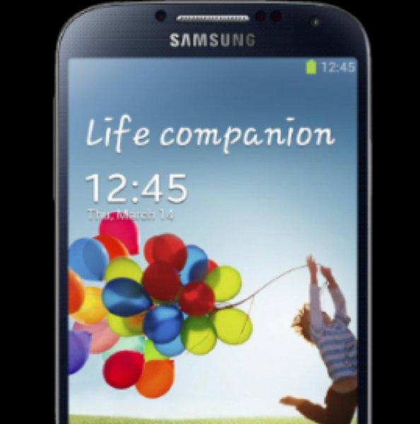 Samsung Galaxy S4 + Allnet-Flat + Bumper