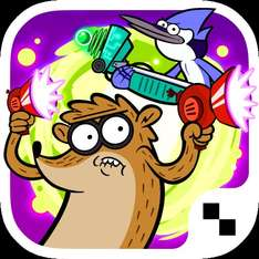 Ghost Toasters - Regular Show  @Amazon App des Tages