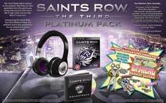Saints Row The Third: Platinum Pack (PS3) für 31.33€ @Amazon.co.uk